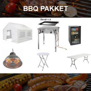 BBQ pakket huren Arnhem