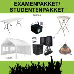 Examenfeest pakket huren Arnhem