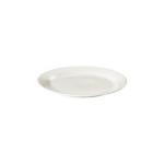 Klassiek bord wit huren 16cm Partytentverhuur Gelderse Vallei